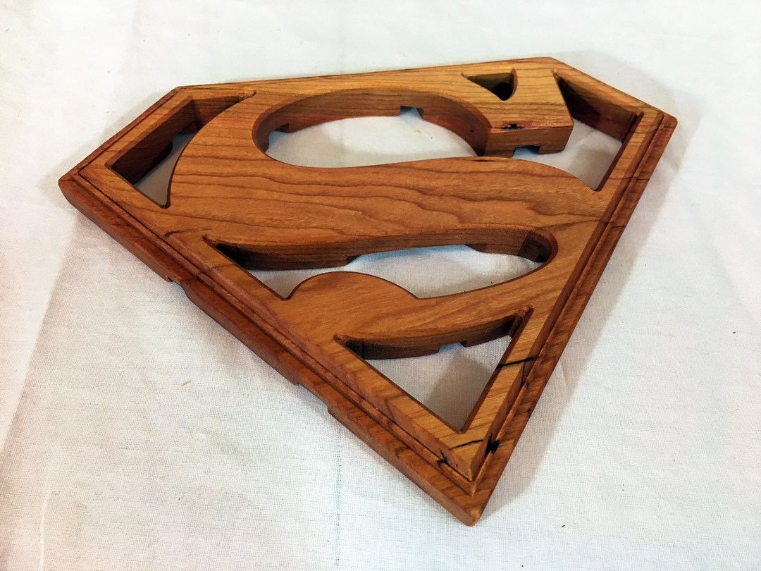 Some interesting trivets - video added-001-superman-trivet.jpg
