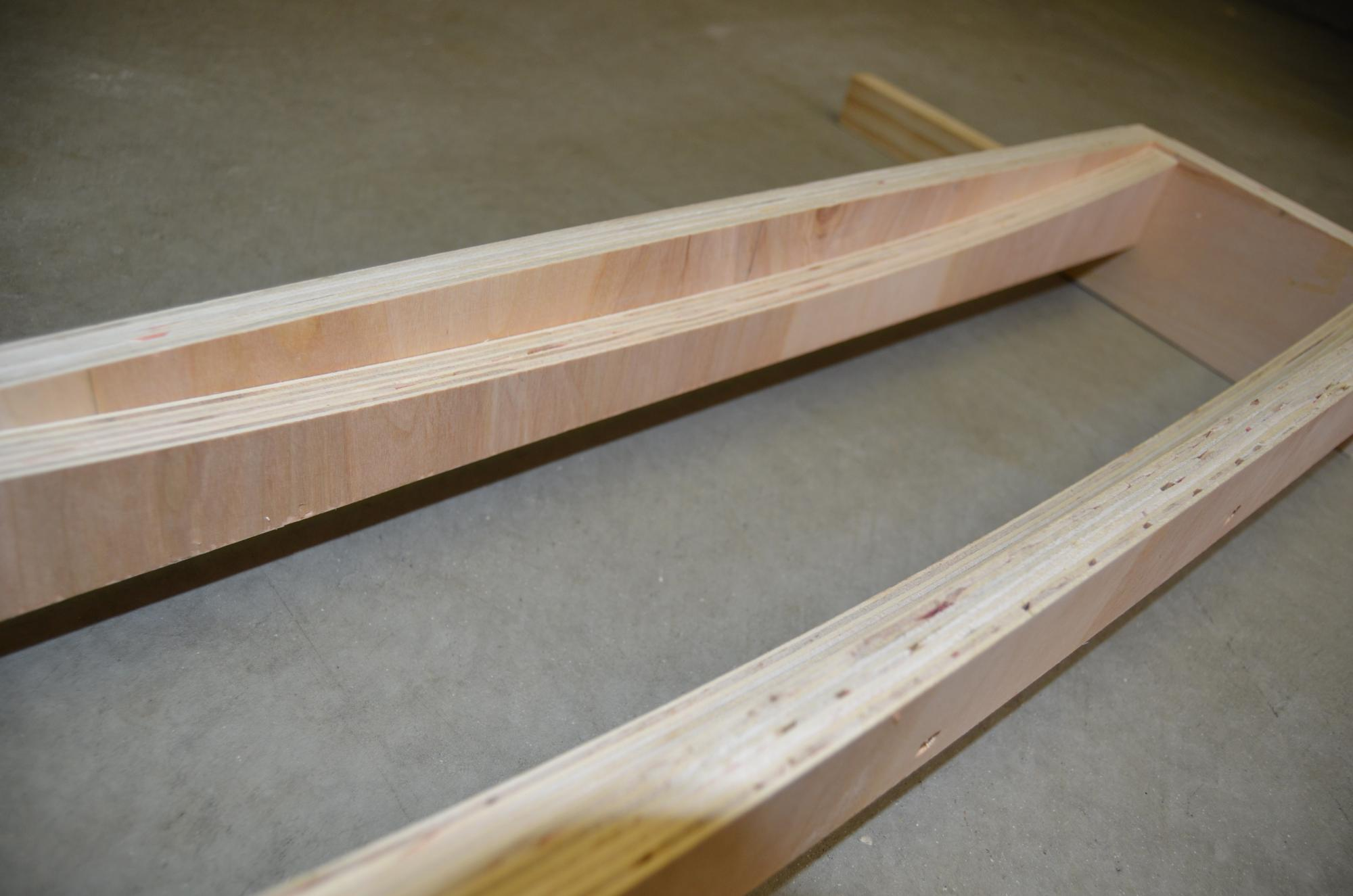 Has Anyone Had Any Luck Building A Jig To Make A Saddle