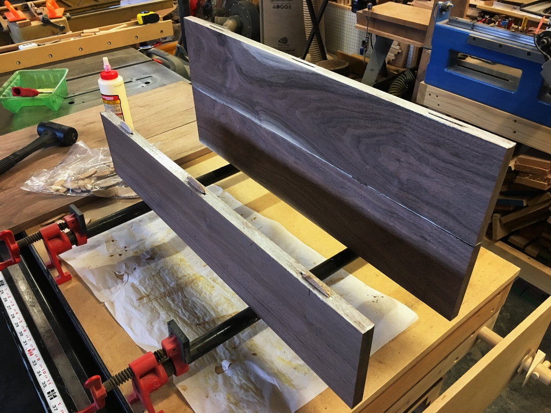 5 Walnut plaques-003-gluing-boards.jpg