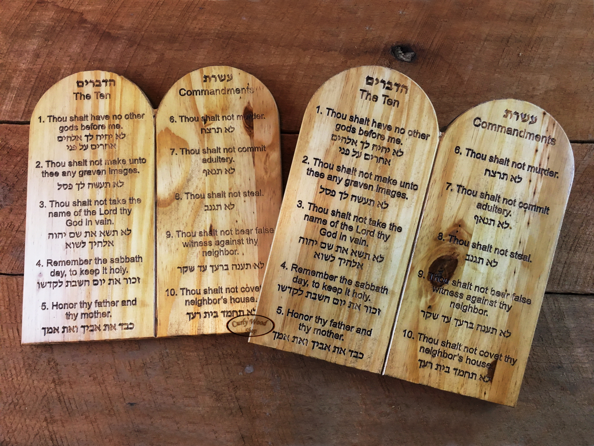 10 Commandment plaques-004-10-commandments-pine.jpg