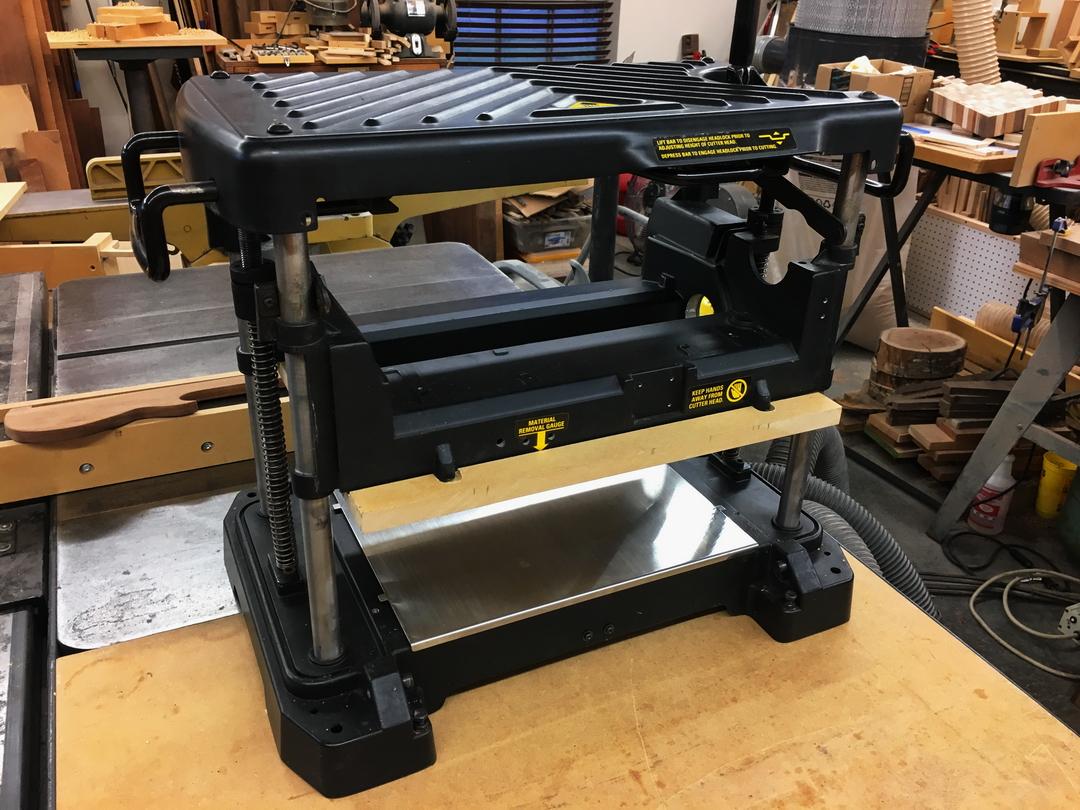 Repurposed planer into veneer press-006-veneer-press.jpg