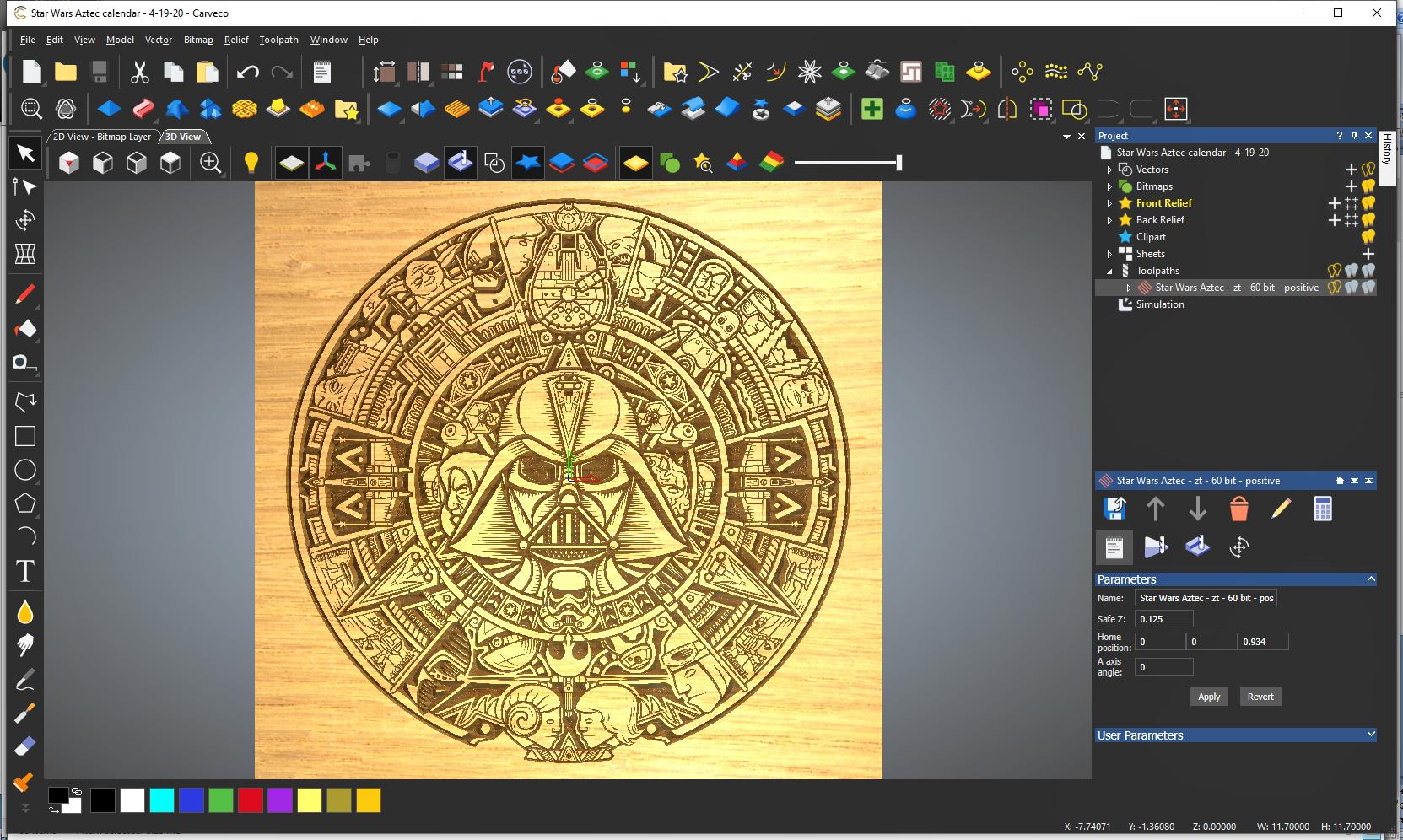 Star Wars Aztec calendar-007-star-wars-aztec-calendar-carveco.jpg