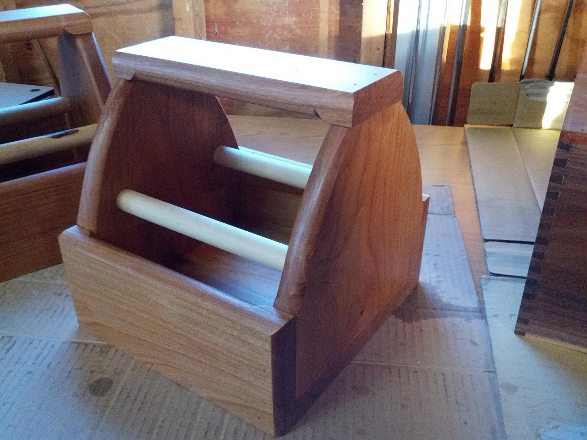 wood shoe shine box plans router forums