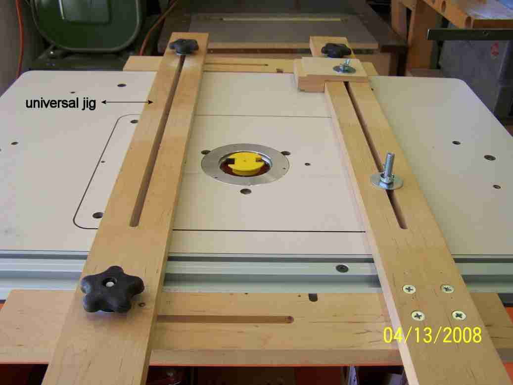 Crosscut Dado Sled For Router Table Router Forums