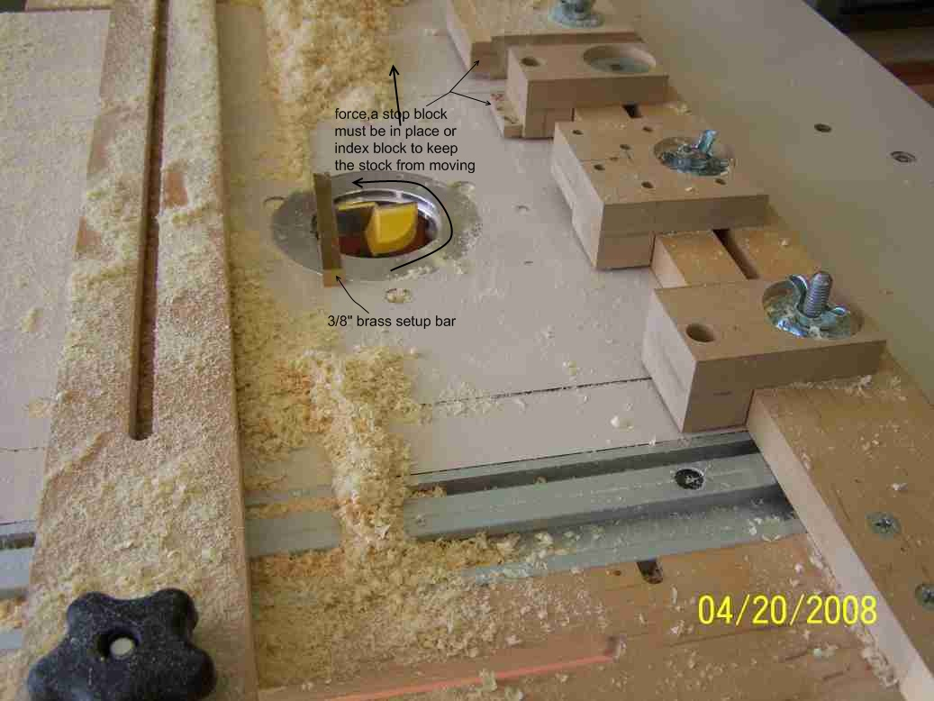 New Beaded Face Frame System - Router Forums