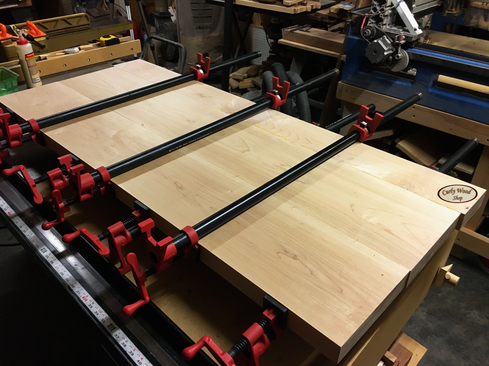 Audiophile audio rack-016-one-shelf-glued.jpg