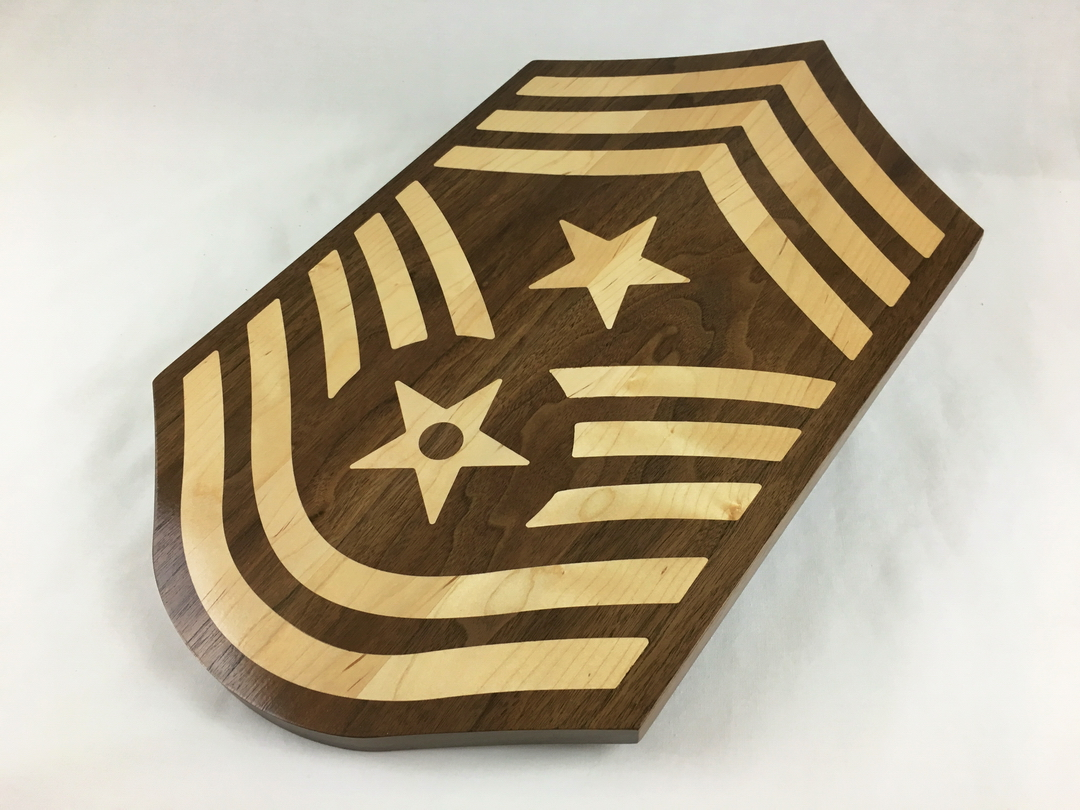 Command Chief Stripes plaque-036-command-chief-stripes-walnut-maple.jpg