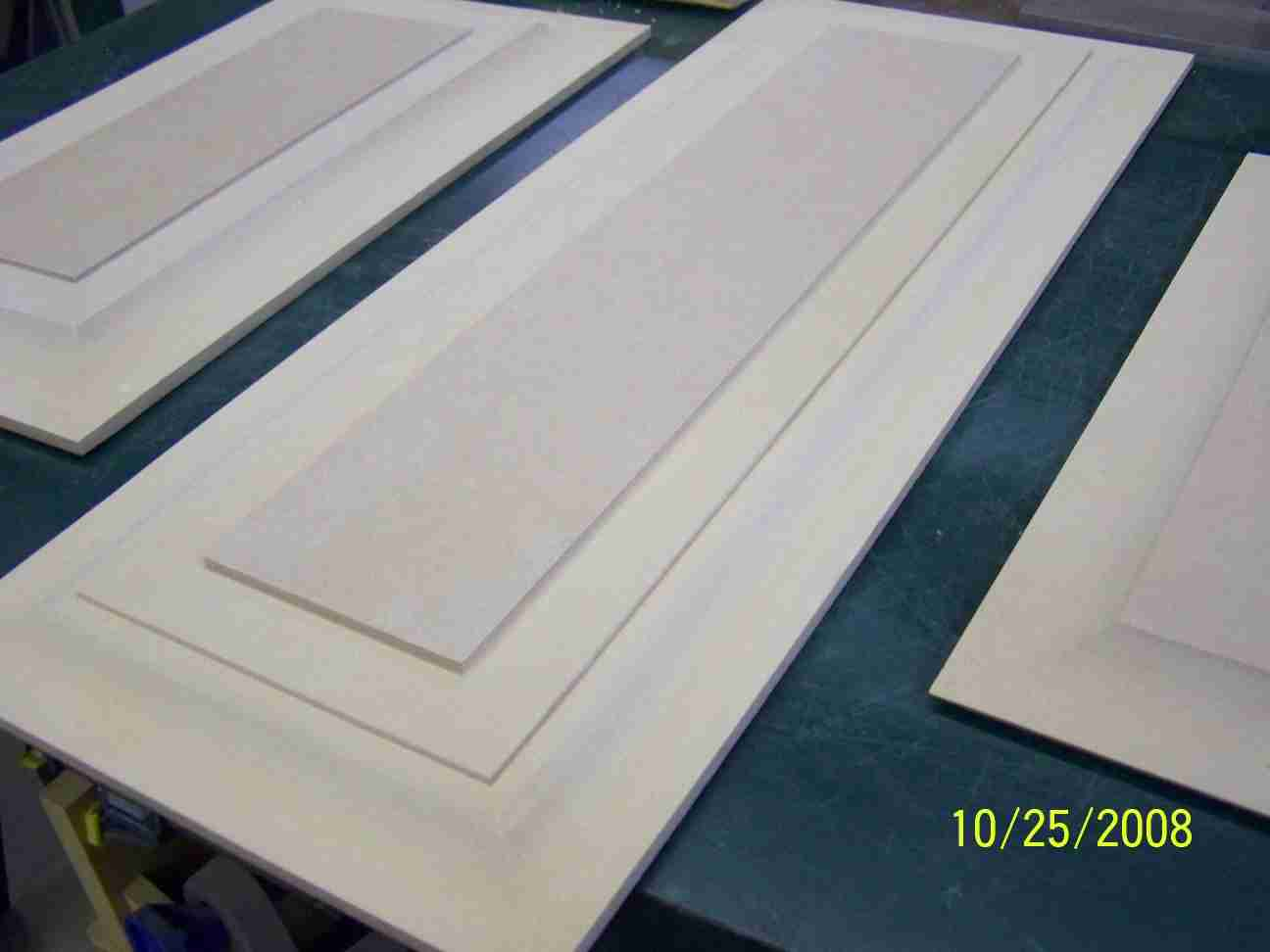 3 Pass Mdf Raised Panel Doors Bits Router Forums