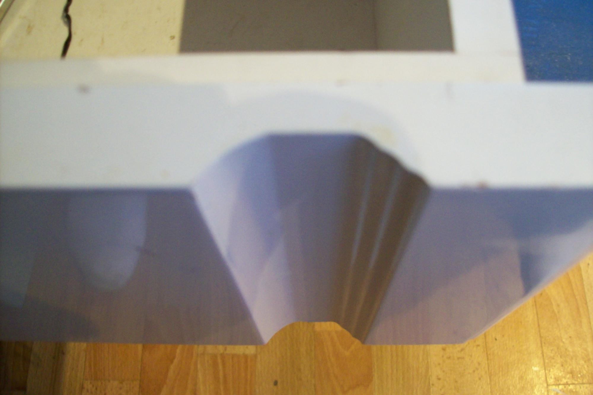 Pattern Routing To Match Cabinet Door Profile Router Forums