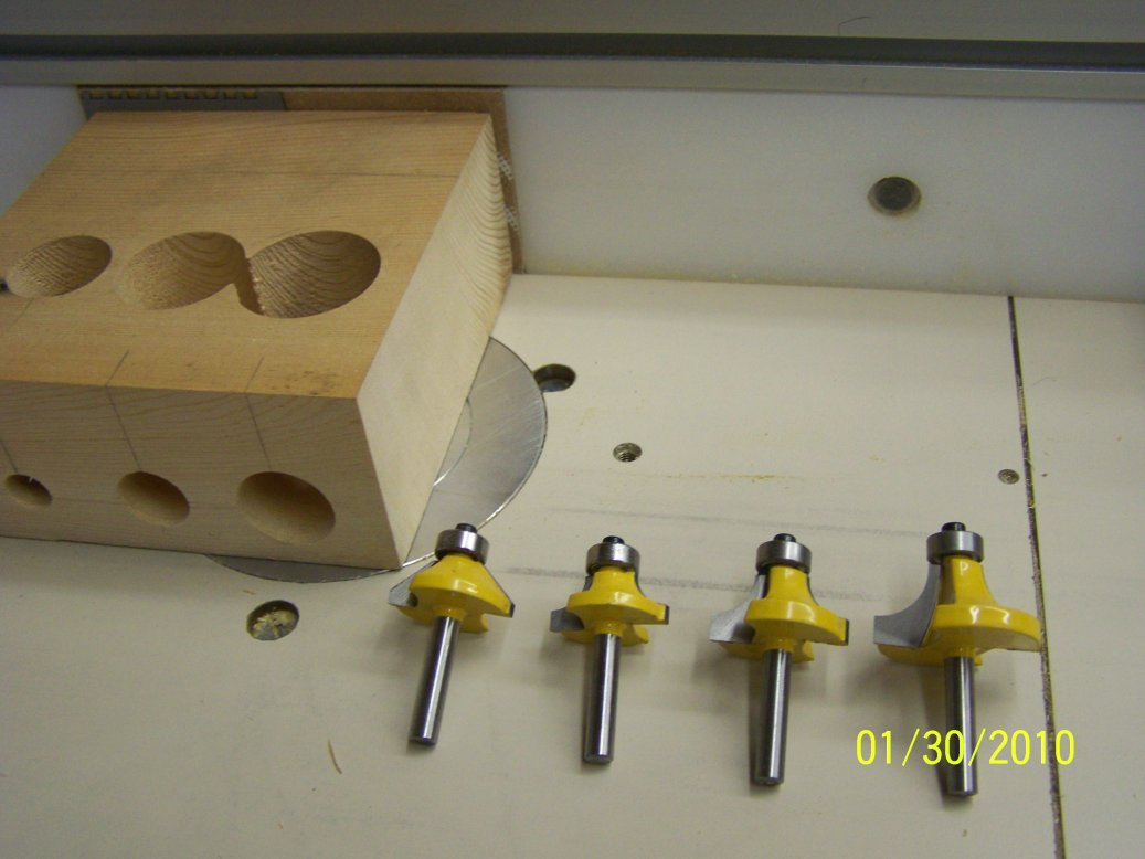 Dowel End Roundover Fixture Page 2 Router Forums