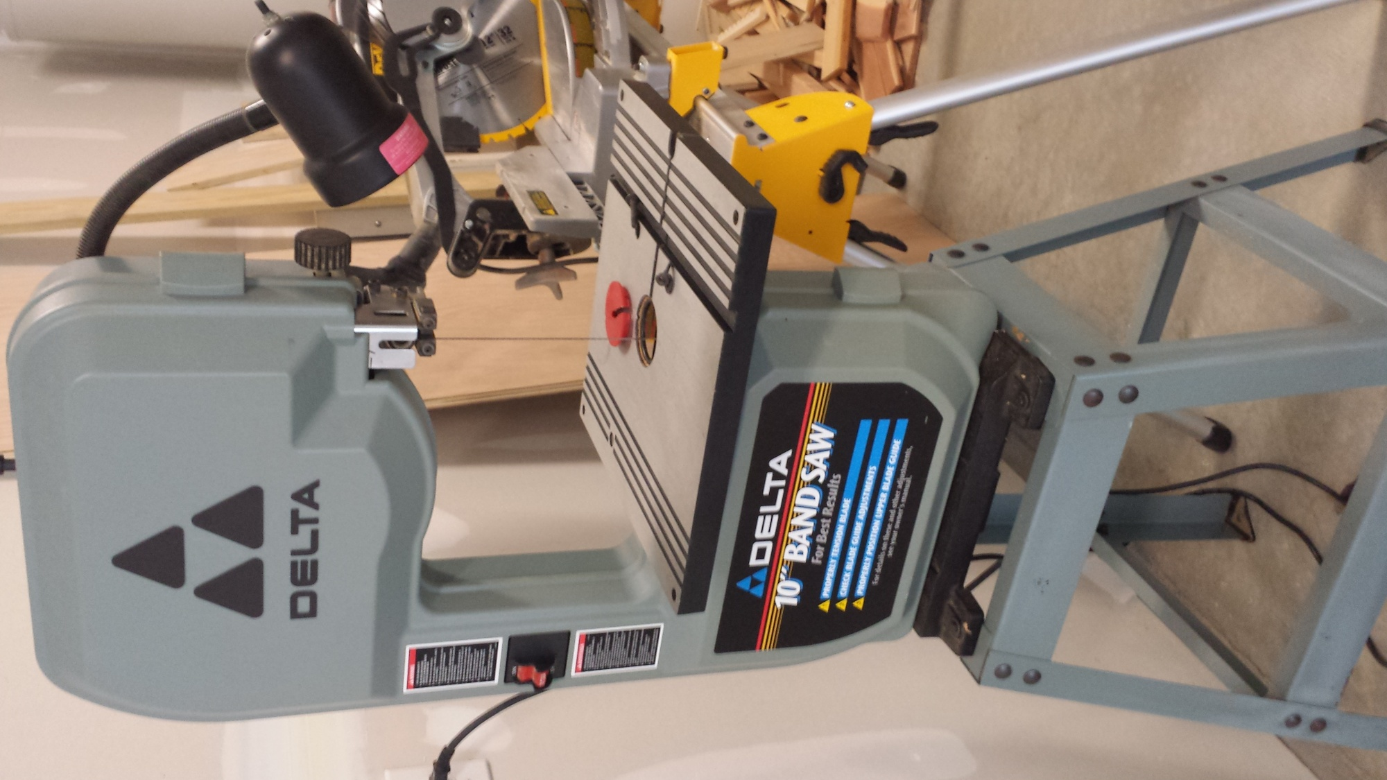 Delta 28 195 Band Saw Router Forums
