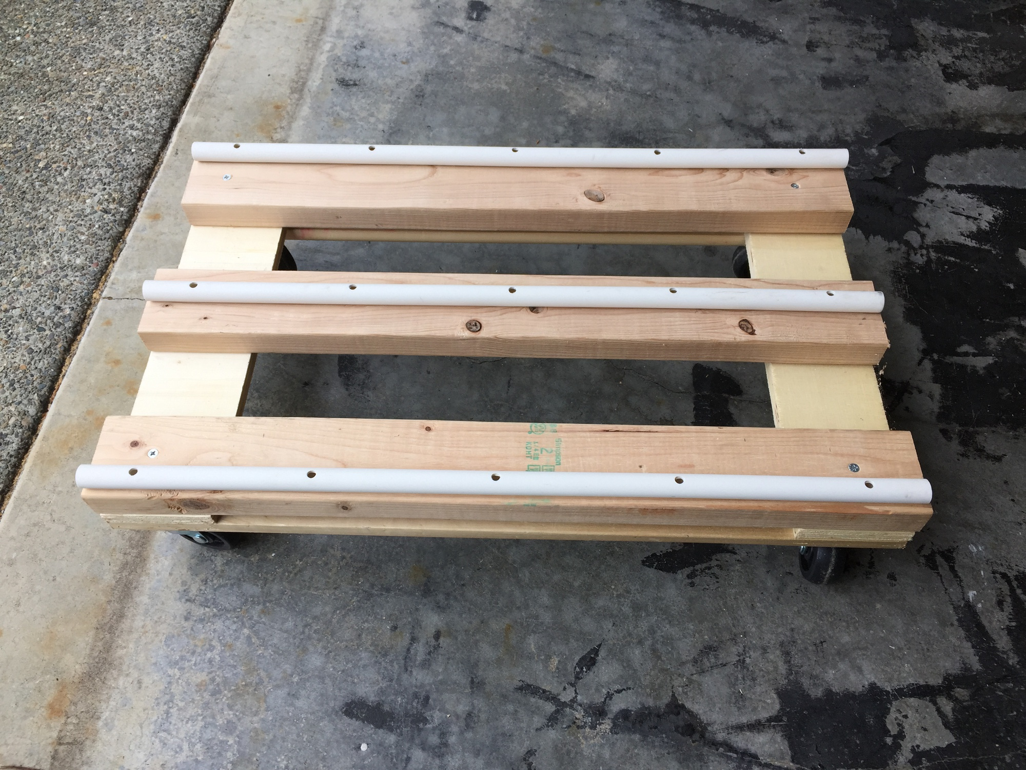 Tool Mover Router Forums - Picnic table mover
