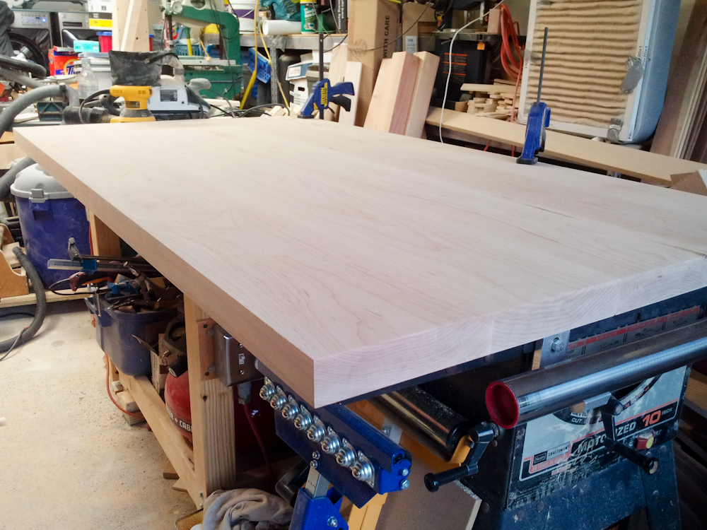 Phenomenal Kitchen Table Top Glue Up Help Router Forums Download Free Architecture Designs Scobabritishbridgeorg