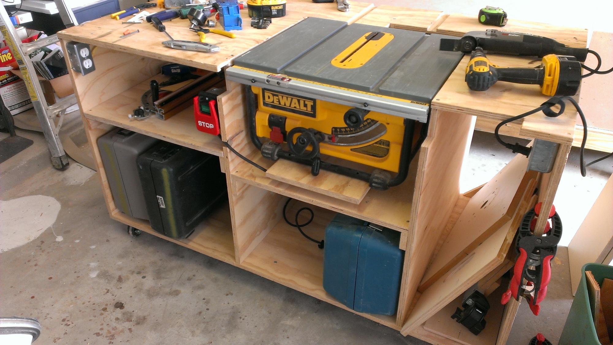 Garage Amp Work Van Remodel Router Forums