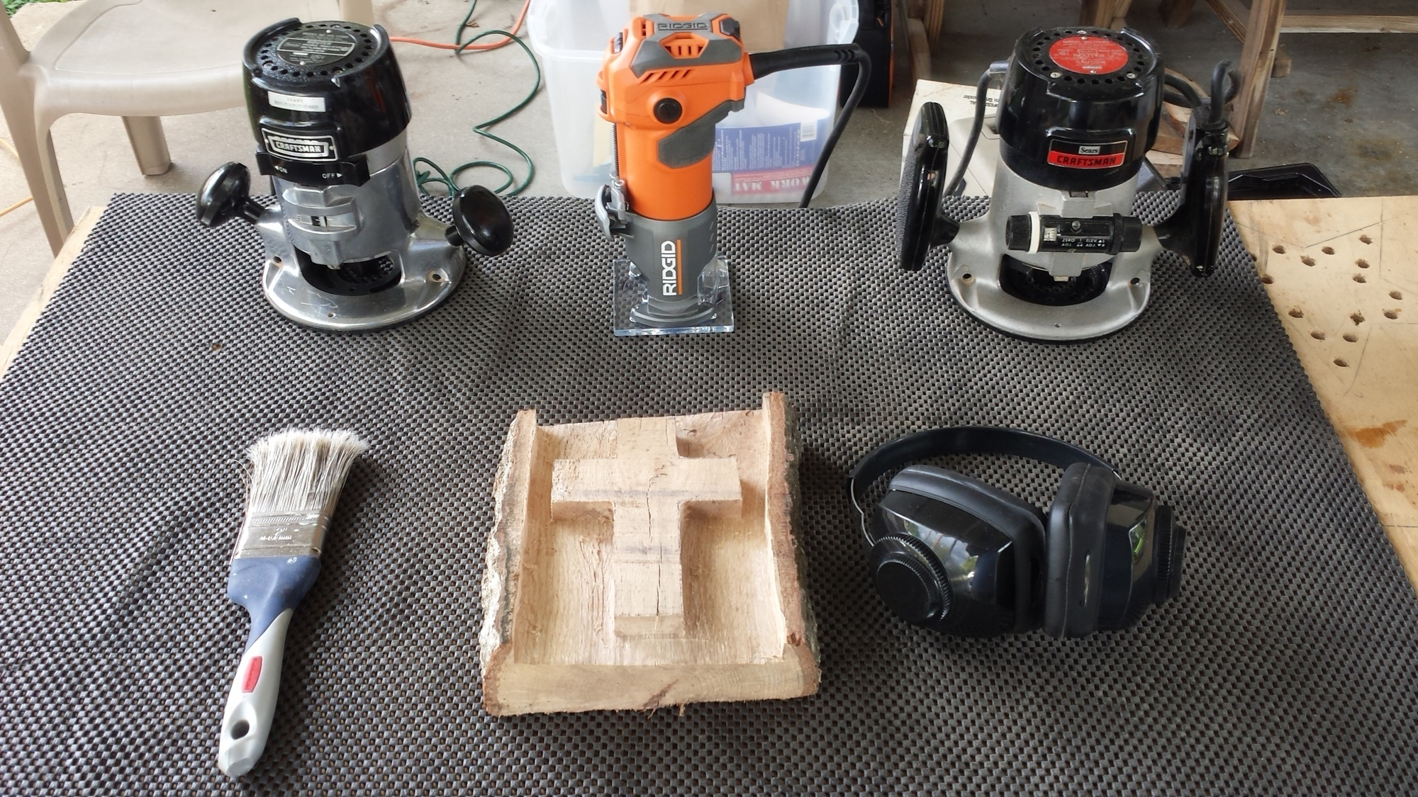 Mounting an old craftsman router router forums click image for larger version name 20141011092920g views 646 size 10028 keyboard keysfo Gallery