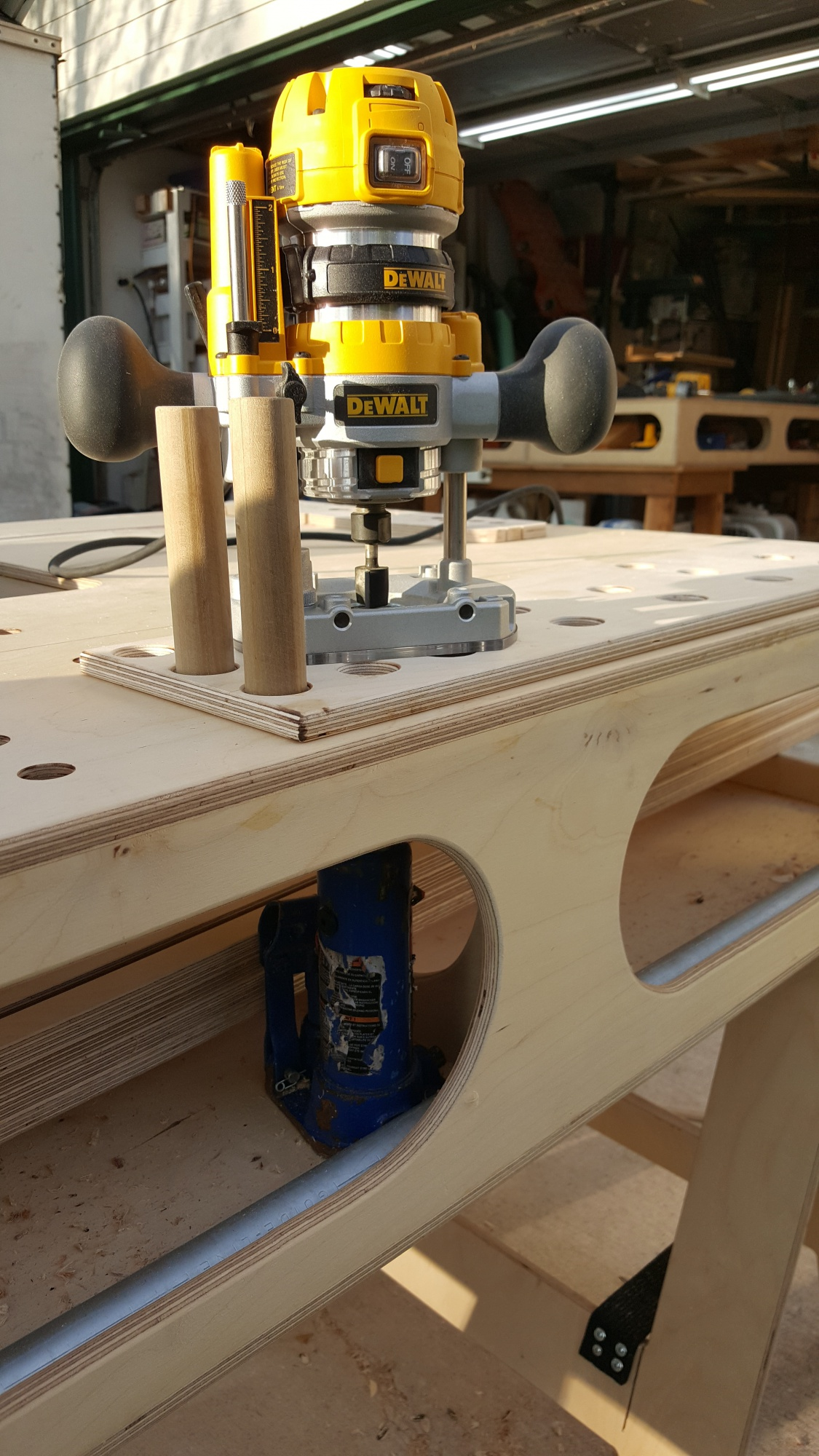 Making Mft Style Bench Top Router Forums