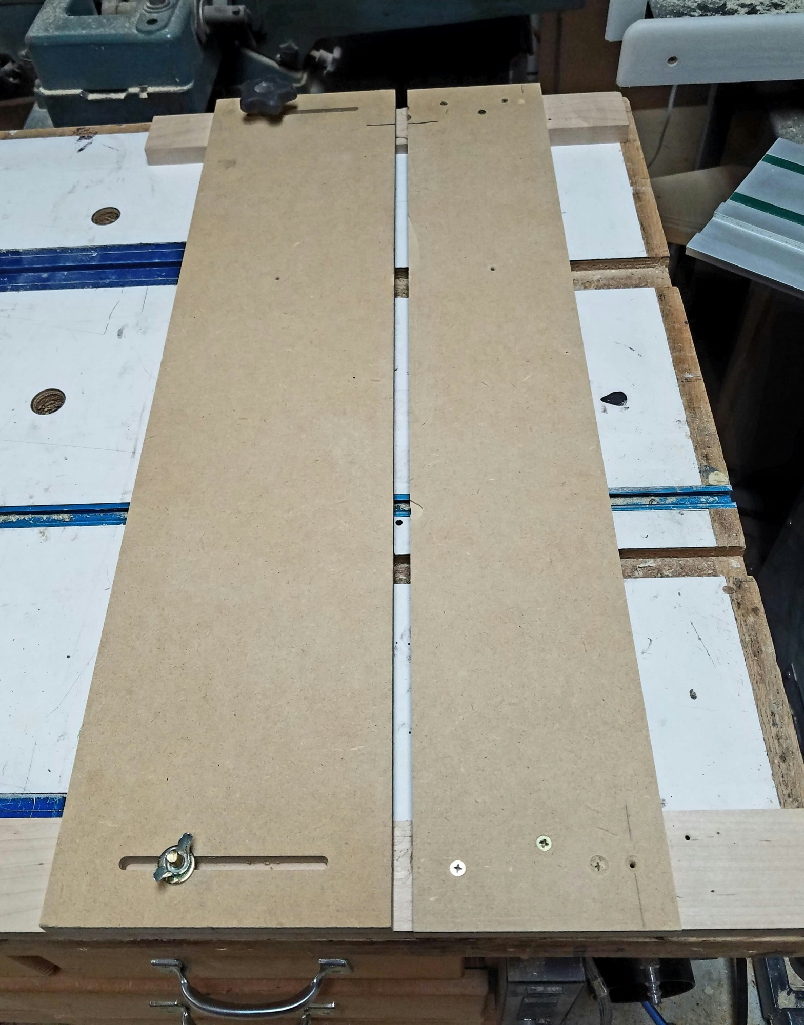 Thoughts About My Exact Width Dado Jig Router Forums