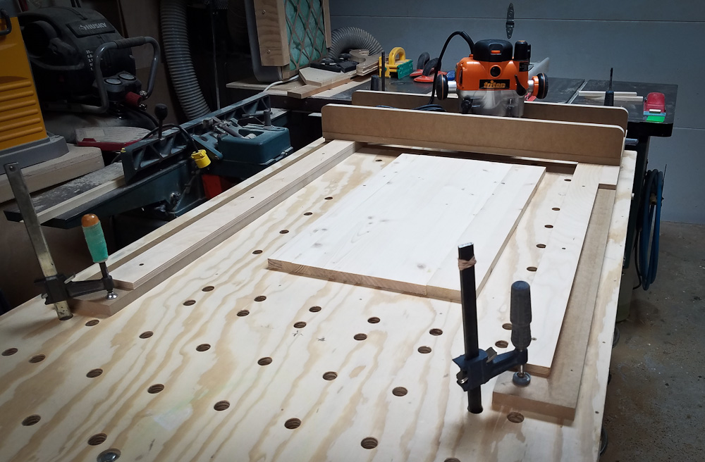 Router Planing Jig Router Forums
