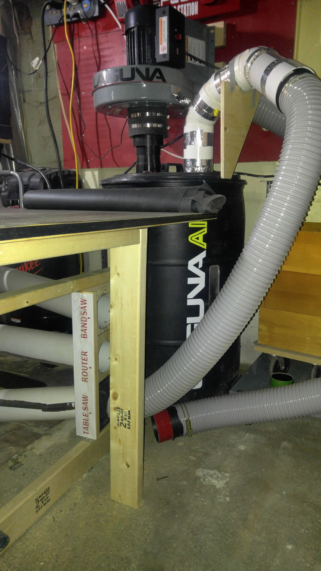 Sliding Manifold For Dust Collection Router Forums
