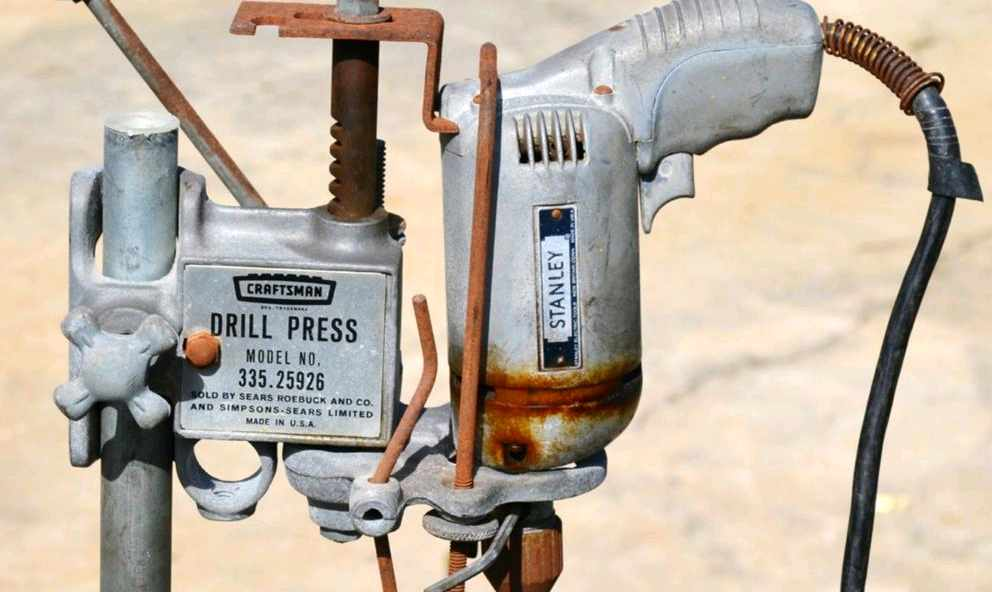 Drill For Vintage Craftsman 335 25926 Drill Press Router Forums