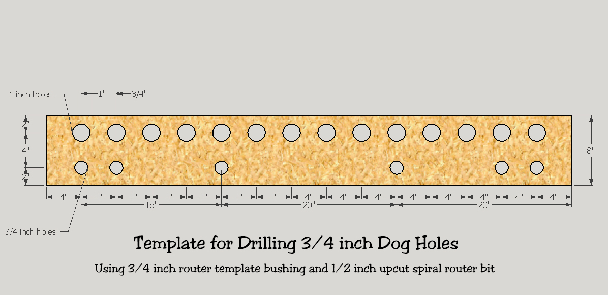 Favorite drill guide router forums click image for larger version name 60 inch dog hole templateg views maxwellsz