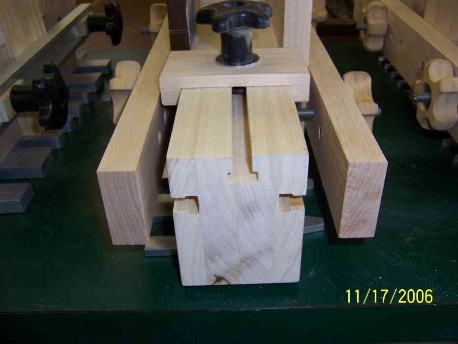 Dovetail Jig For The Router Table Router Forums