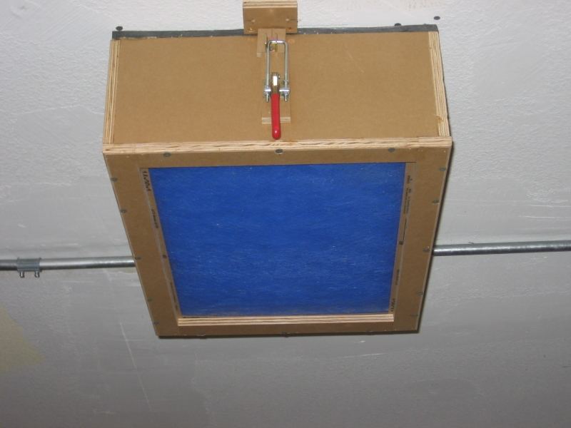 Ceiling Mounted Air Filter Router Forums