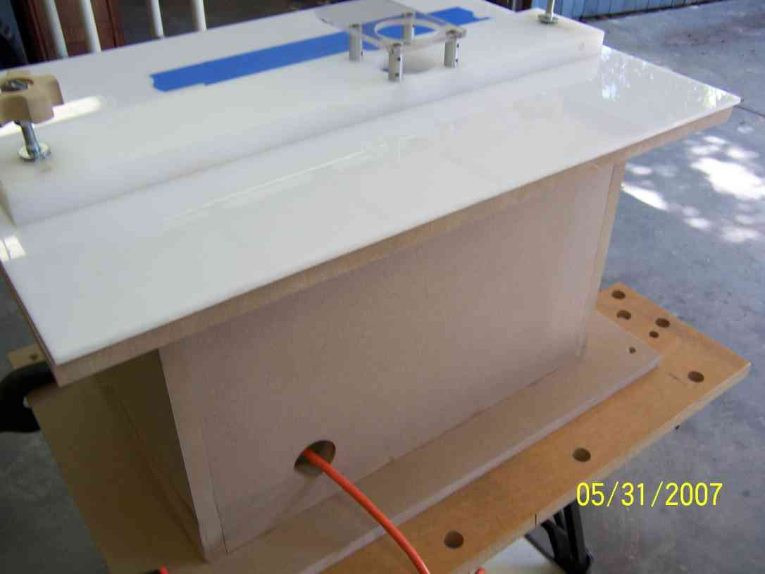 Small Router Table Router Forums