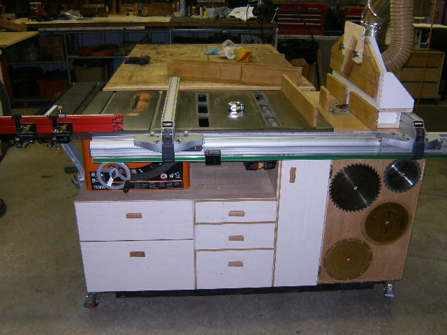 Router Table Extension On My Ts Router Forums