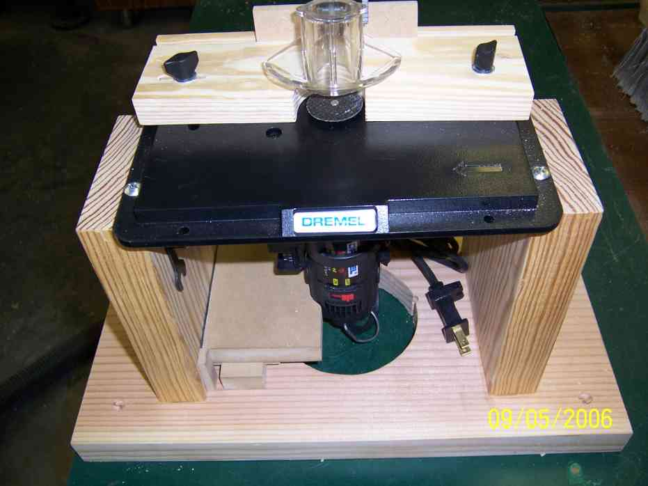 dremel router guide. click image for larger version name: 819.jpg views: 1569 size: 39.7 dremel router guide e