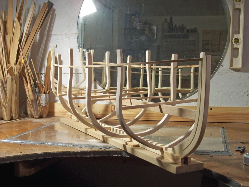 Model Ship - Router Forums