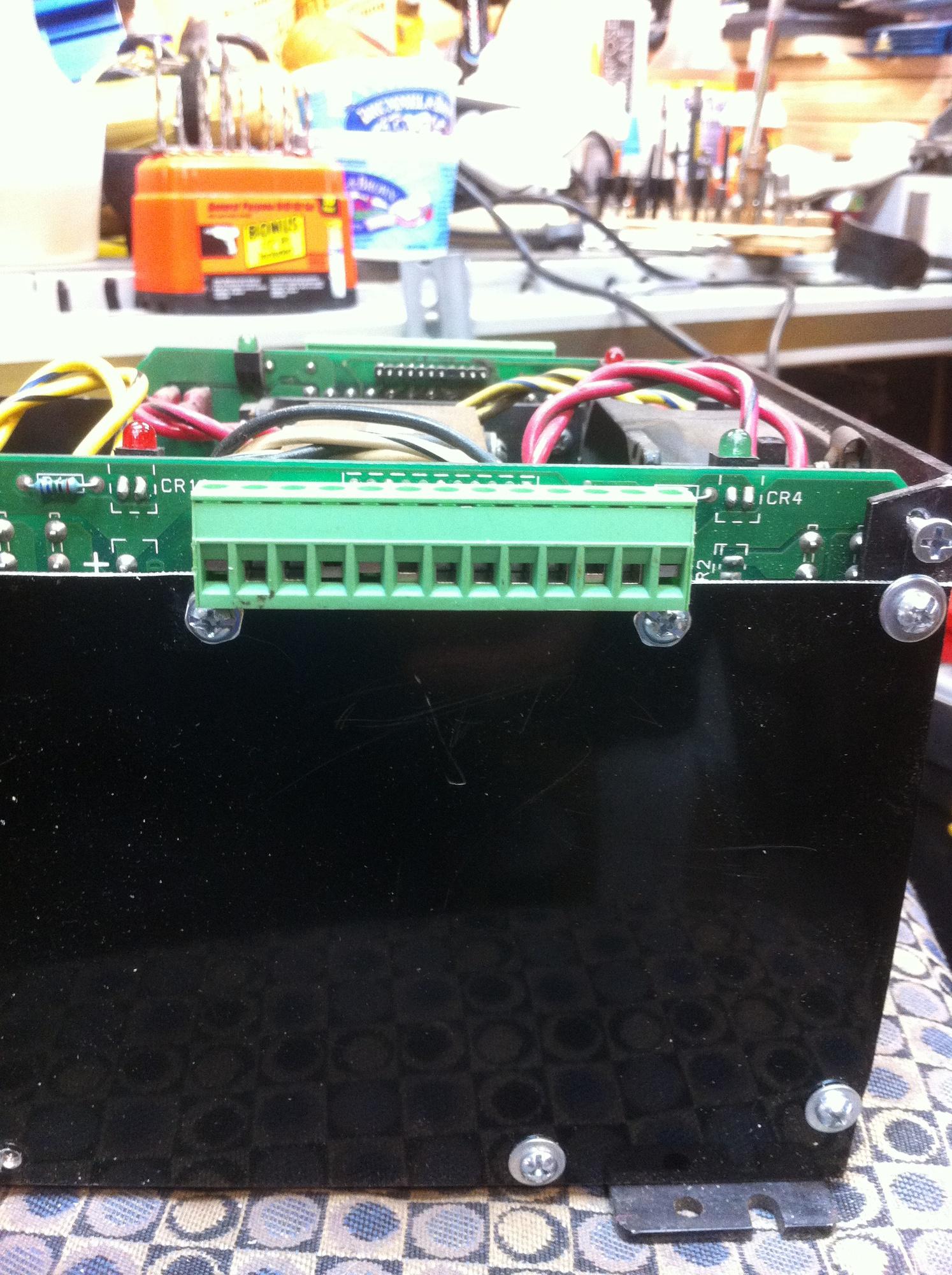 Anaheim Automation DPF72003 help - Router Forums