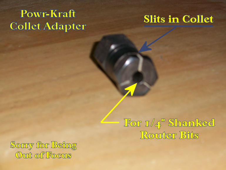 Powrkraft Radial Arm Saw Routing Router Forums