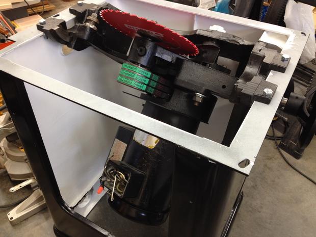 Restoration - Powermatic 66 Table Saw-completed-inside-2.jpg