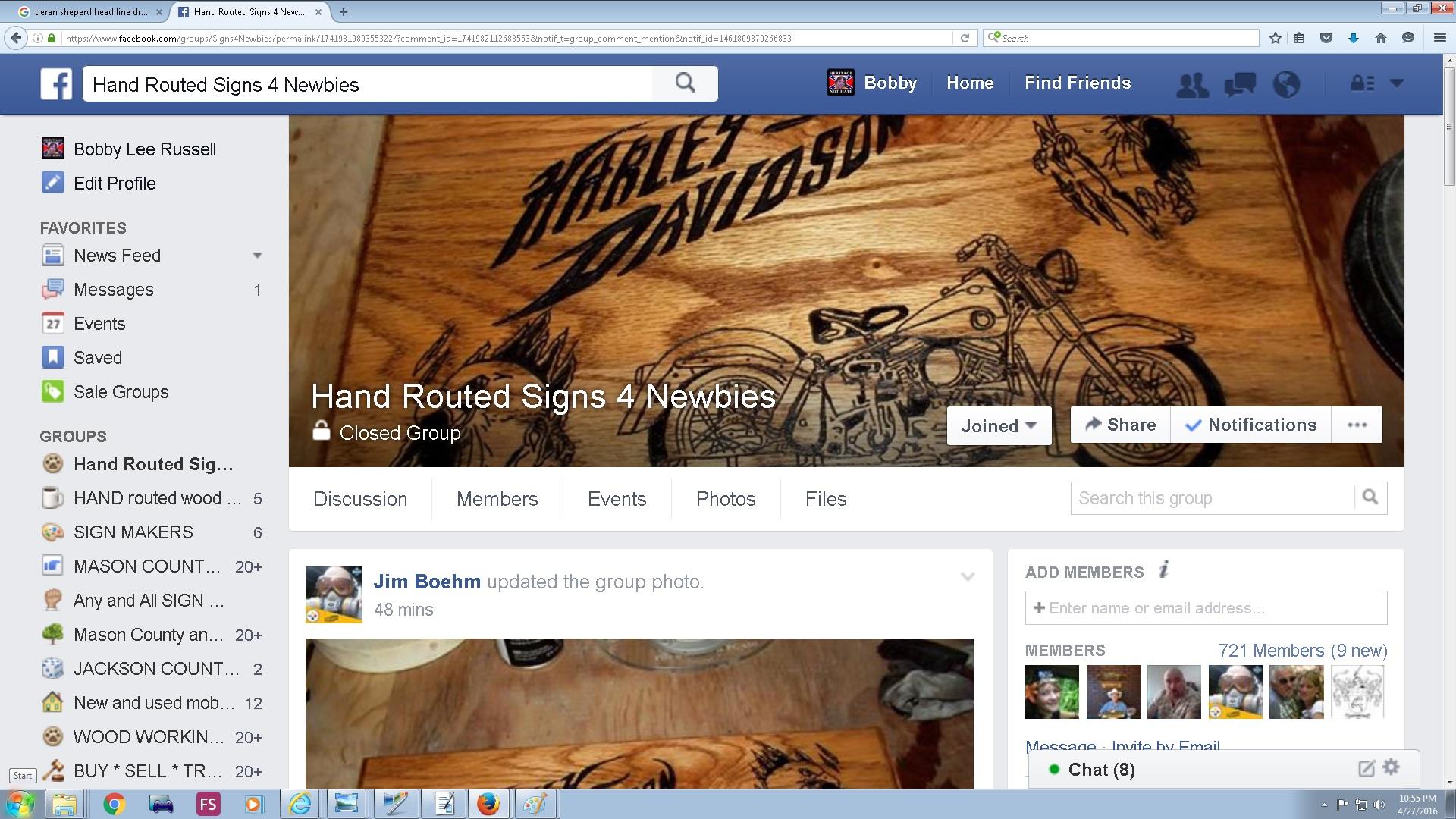 facebook group photo size 2016 - Siteze