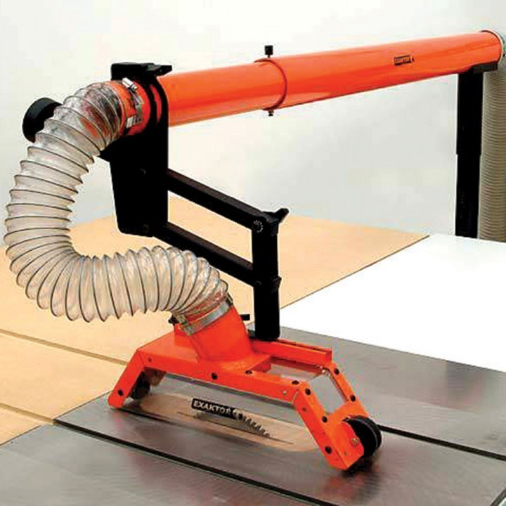 Table Saw Dust Collection Advice - Router Forums
