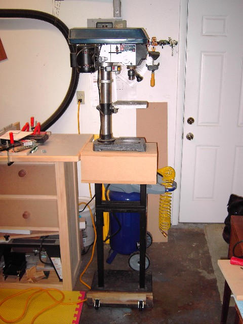 Bench Top Drill Stand Router Forums