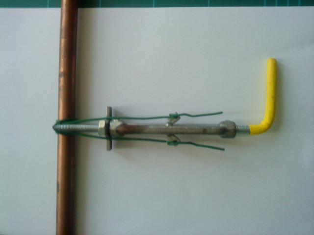 using old fence turnbuckle for wire clamping tool - Router Forums