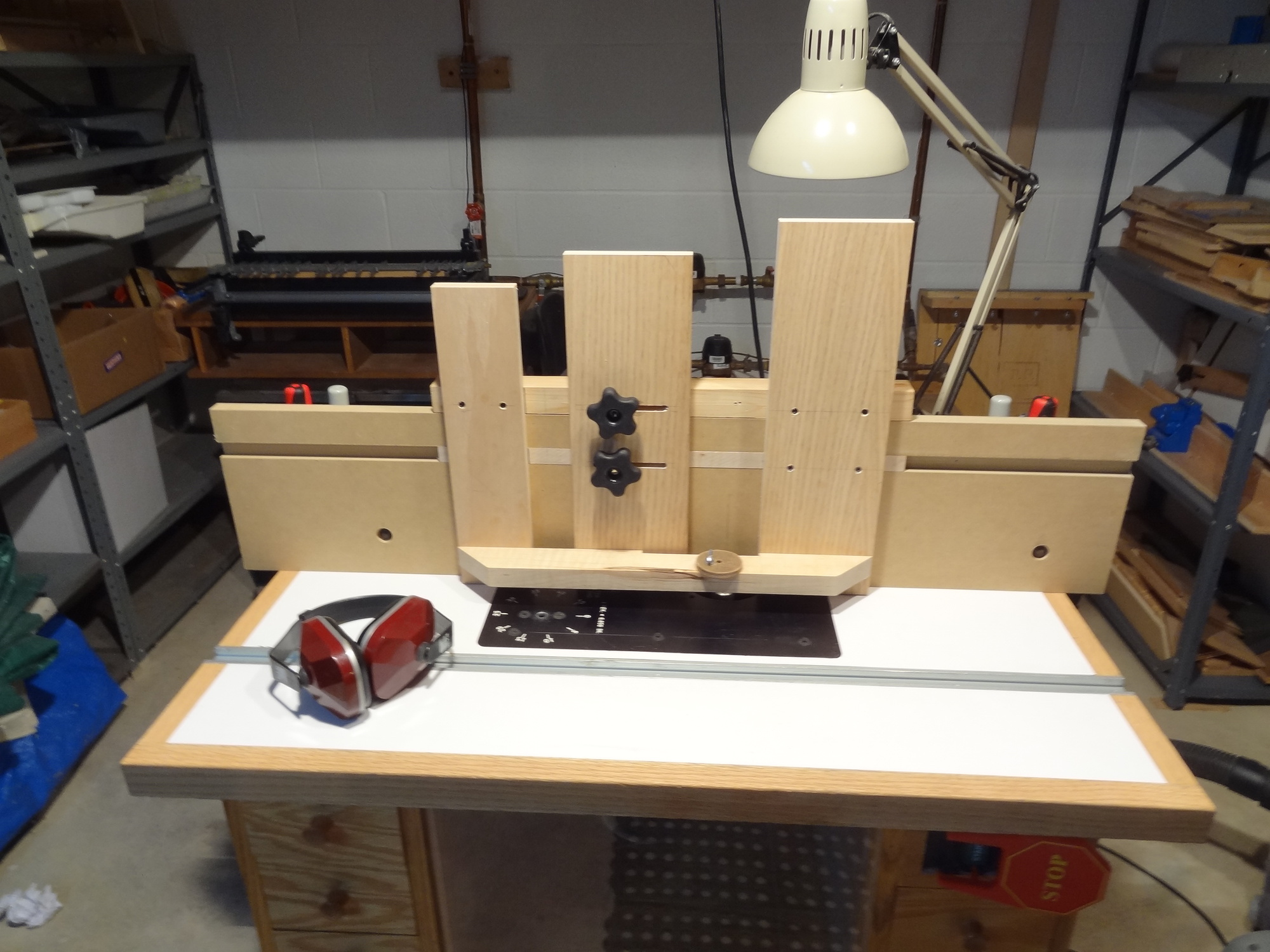 Vertical Routing Sled Router Forums