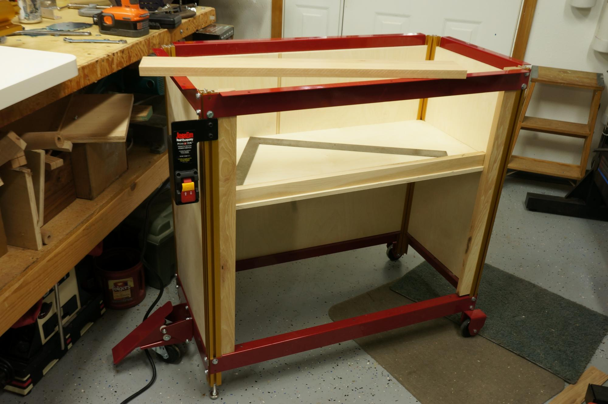 Incra Table And Positioner Router Forums