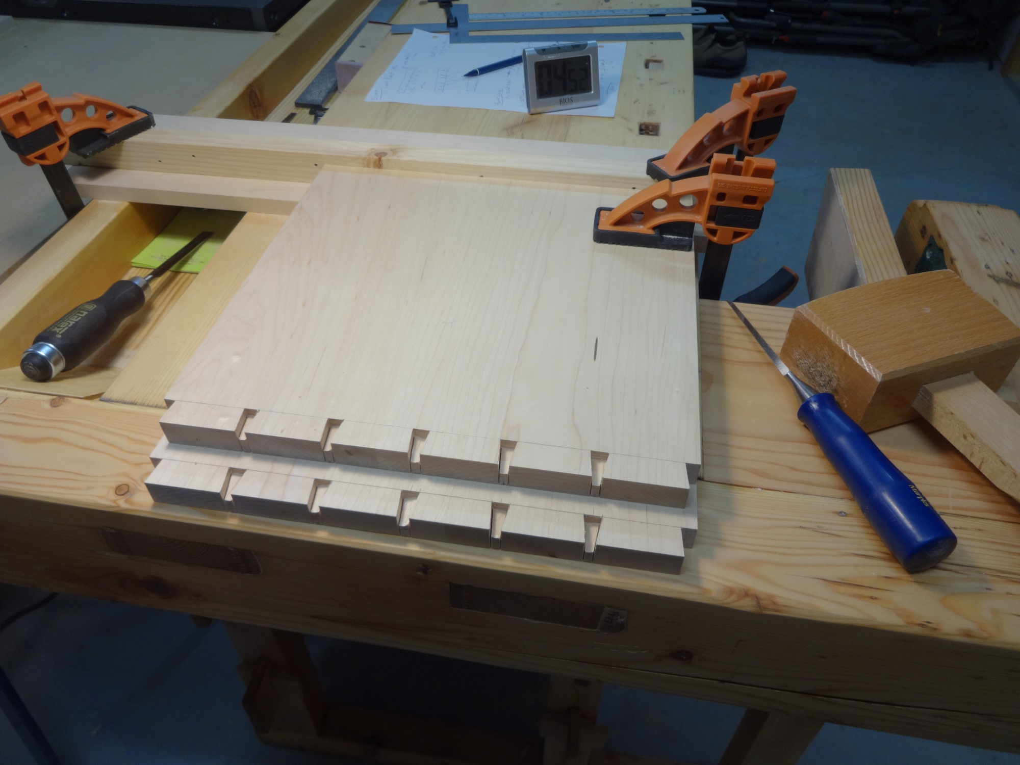 Dovetail accuracy - Page 2 - Router Forums
