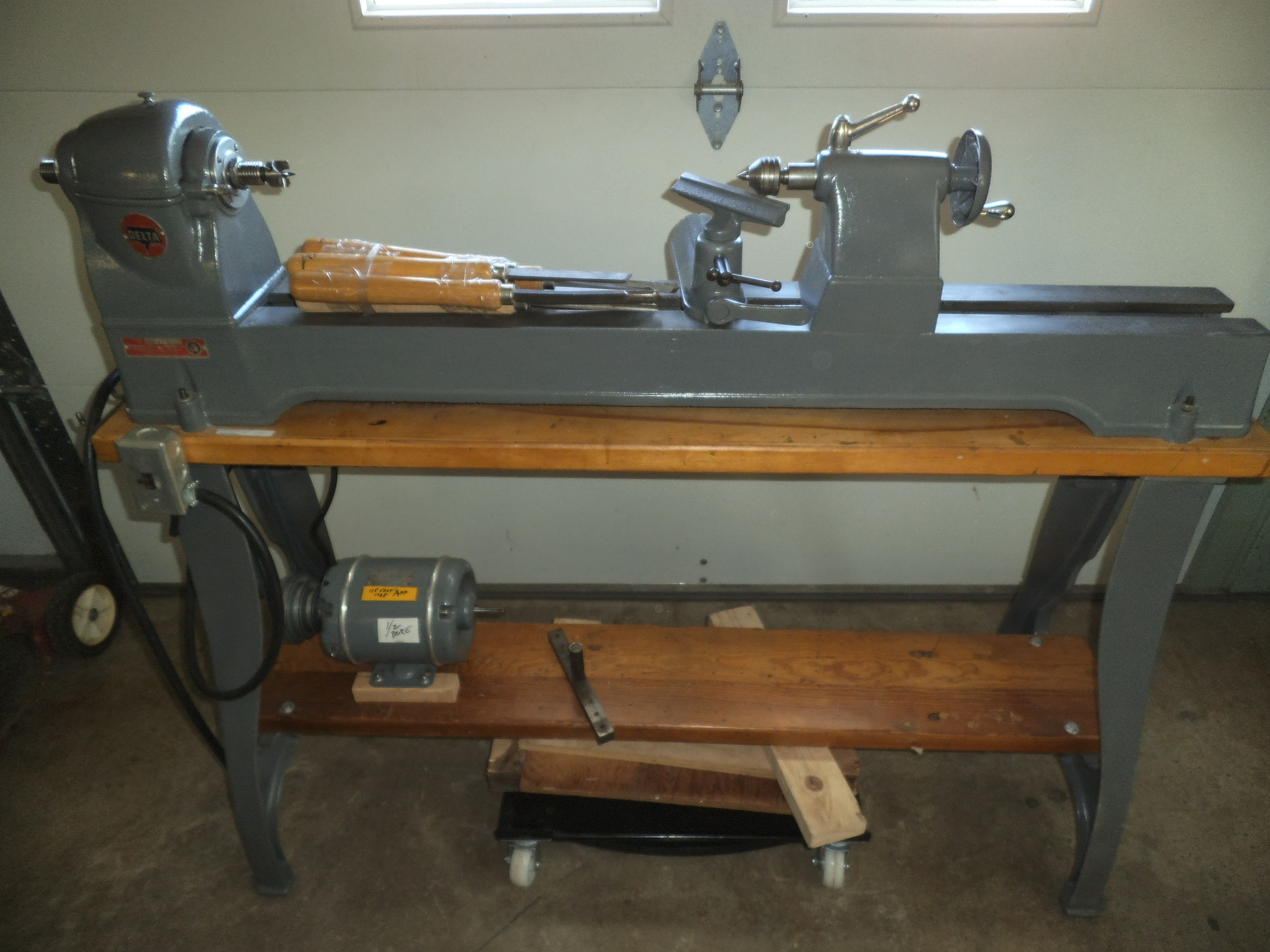 Delta Rockwell Lathe - Router Forums
