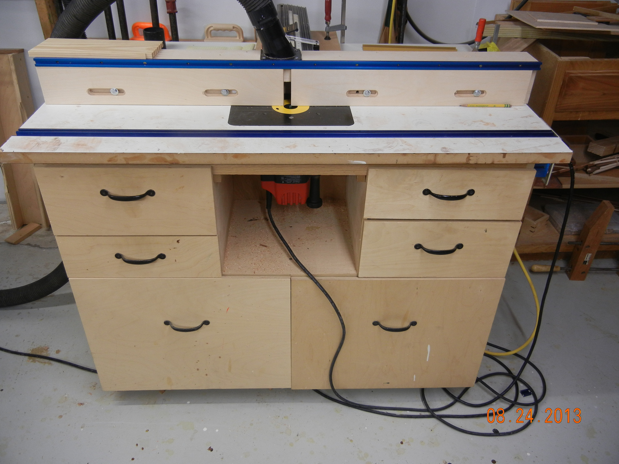 Need router for table newbie router forums attached thumbnails greentooth Choice Image