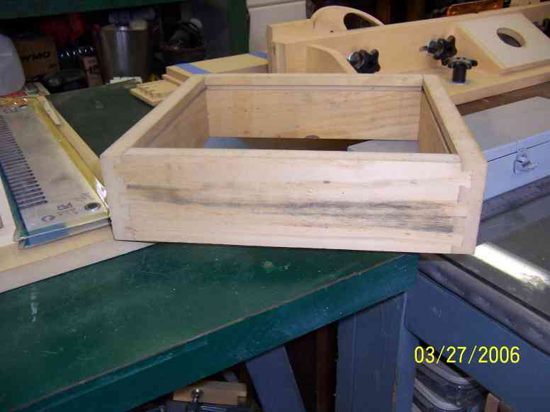 Dovetail Jig Harbor Freight