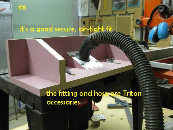 Ozito rtb 001 router table router forums click image for larger version name dust extraction8g views 1420 size greentooth Gallery