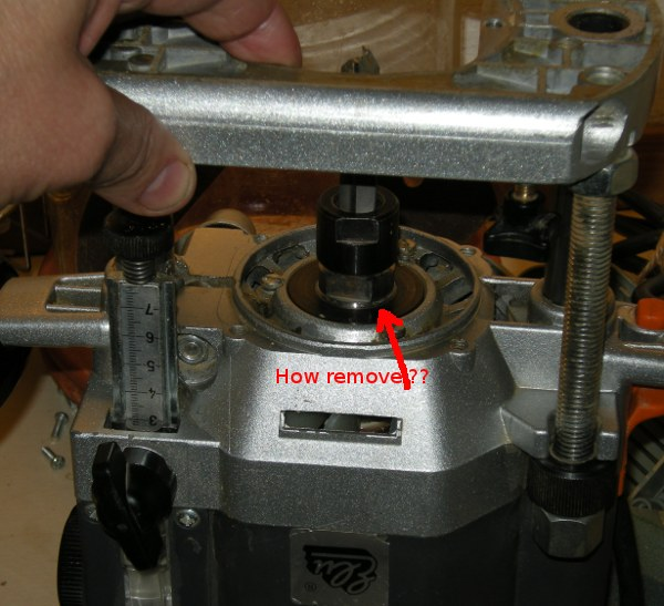 Dis assembly of an elu 177e dewalt 625 how router forums click image for larger version name elu1771g views 452 size 874 greentooth Gallery