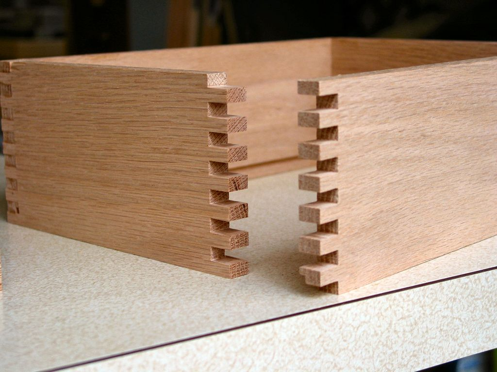 Solid Finger Joint Bit Router Forums