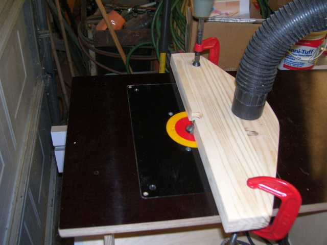 Custom router table fence help needed router forums click image for larger version name fence 001g views 381 size greentooth Image collections