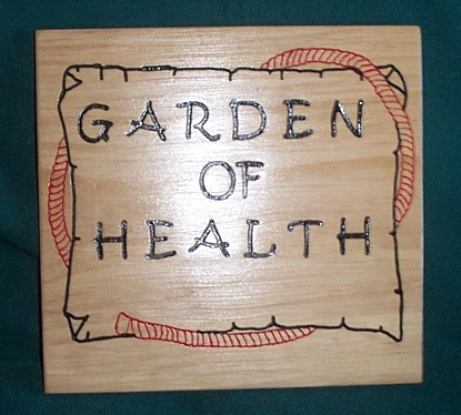 Name:  Garden of Health Sign.jpg