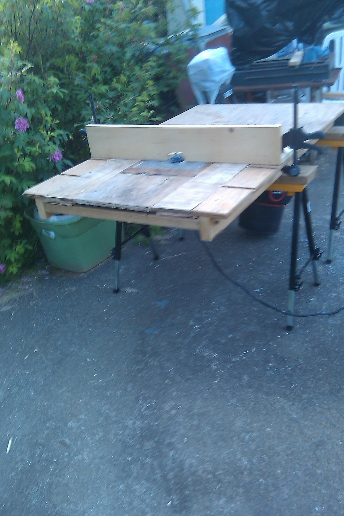 Router table dimensions t tracks mitres router forums i have it planed out modularly as a combo work table router table crosscut saw table rip saw table jointer table greentooth Gallery
